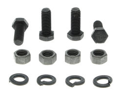 69 Camaro Front Bumper Extension Bolt Set