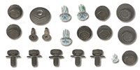 Door Hardware Mounting Bolt Kit - LH or RH - 67 Camaro Firebird