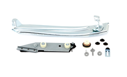 Quarter Window Master Mounting Kit - LH - 67-69 Camaro Firebird