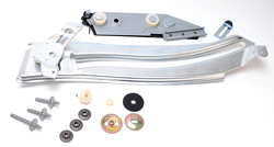 Quarter Window Master Mounting Kit - RH - 67-69 Camaro Firebird
