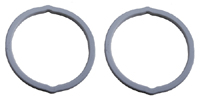 70-73 Camaro RS Park Lamp Lens to Housing Gaskets (Sold as a Pair)