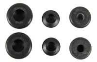 Body Plug Kit (6pcs) - 68-69 Chevelle