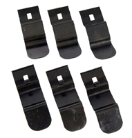 Dash Pad Clip Set (6pcs)