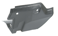 68 Camaro RS Headlamp Actuator Shield - RH