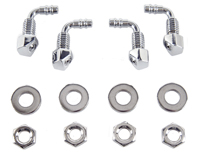 Headlamp Washers with Mount Set