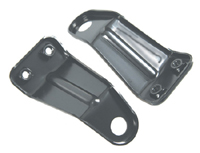 68 Camaro RS Headlamp Bellcrank Support Bracket, LH/RH Pair