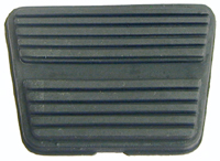 68-74 Nova 64-72 Chevelle 64-72 GTO 67-81 Camaro Firebird Manual Transmission Clutch or Brake Pedal Pad