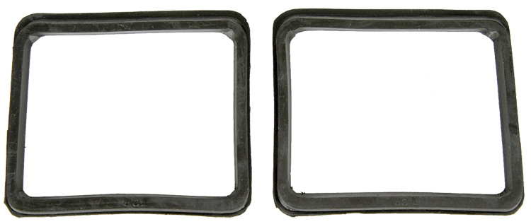 Park Lamp Housing Seals - Pair - 67 Camaro (Rally Sport)