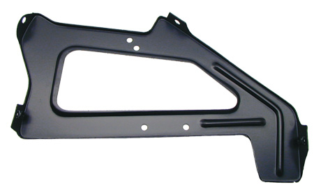 Hood Latch Support - 67-68 Camaro