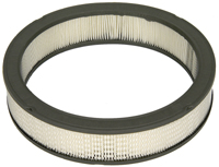 "Air Cleaner Element - 14"" Open Element Style - 66-70 Chevy II Nova; 66-72 Chevelle El Camino; 67-74 Camaro"