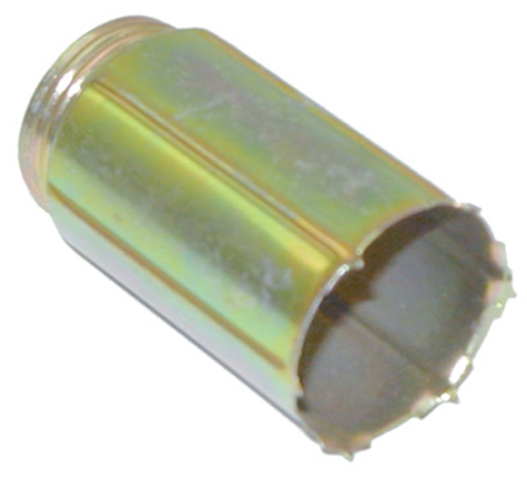 Lighter Receptacle - Rochester Type - 62-75 Chevy II Nova; 64-69 Chevelle El Camino; 67-70 Camaro; 67-68 Firebird