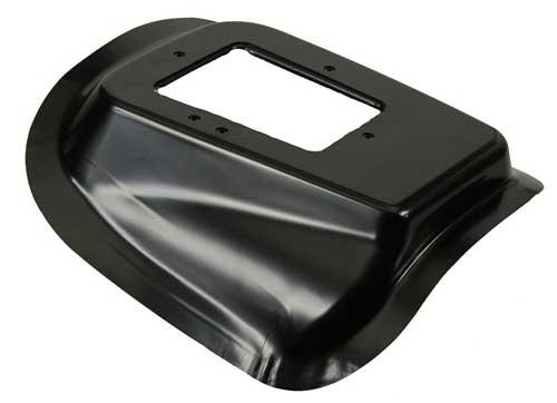 Console Floor Shift Hump (3 or 4 Speed Only) - 68-74 Chevy II Nova; 71-74 Ventura; 74 GTO