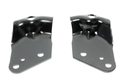 Outer Front Bumper Brackets - Pair - 70-73 Camaro
