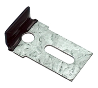 Front Windshield Stop Bracket - 2 Required (Sold Each) - 68-74 Chevy II Nova; 67-69 Camaro Firebird
