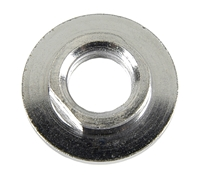 Vent Window Pivot Stud Nut - Chrome - 67 Camaro Firebird; 66-67 Chevelle GTO Cutlass Skylark; 68 Chevy Truck