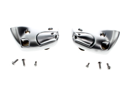 Sun Visor Support Brackets - Pair - 68-69 Camaro Firebird (Convertible)