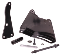 Alternator Mounting Brackets - Big Block - 9 Piece Set - 69-72 Camaro Nova Chevelle El Camino Fullsize Chevy Car