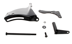 Alternator Mounting Brackets - Small Block - 9 Piece Set - 69-72 Camaro Chevelle Nova Fullsize Chevy Car