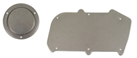Firewall Heater Delete Kit- Non-A/C Cars - Fits many GM Models