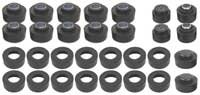 Body & Radiator Support Bushing Set w/o Hardware - 68-72 Chevelle Cutlass Convertible