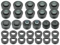 Body & Radiator Support Bushing Set - 70-72 Monte Carlo