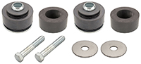 Body Bushing Supplement Set - With Hardware - Big Block - 64-67 GM A-Body