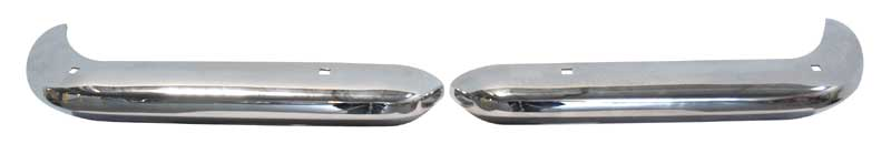 Front Bumpers - Chrome - LH/RH Pair - 70-73 Camaro (Rally Sport)