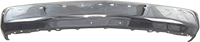 Front Bumper with License Brkt Holes with Impact Strip Holes -  88-98 Chevy GMC C/K Pickup; 92-94 Blazer Jimmy; 92-99 Suburban; 95-99 Tahoe Yukon