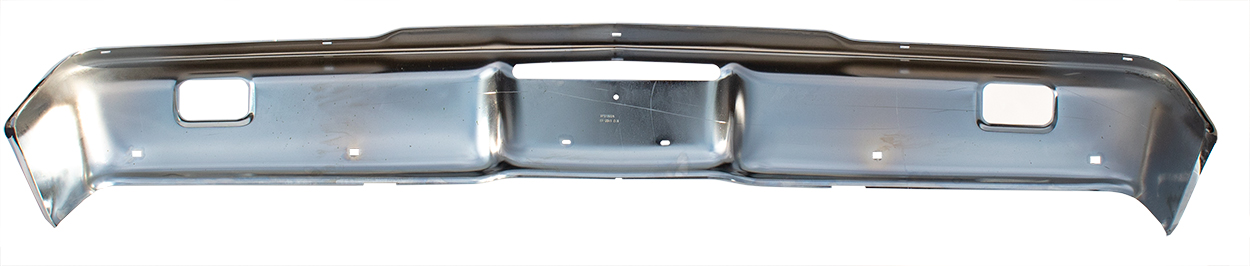 Front Bumper - 63 Ford Galaxie