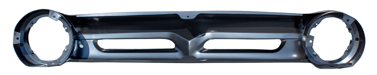 Grille w/ Bracket - Paintable - 56 F100 F250