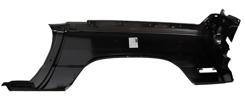 Front Fender - LH - 70-71 Plymouth A-Body