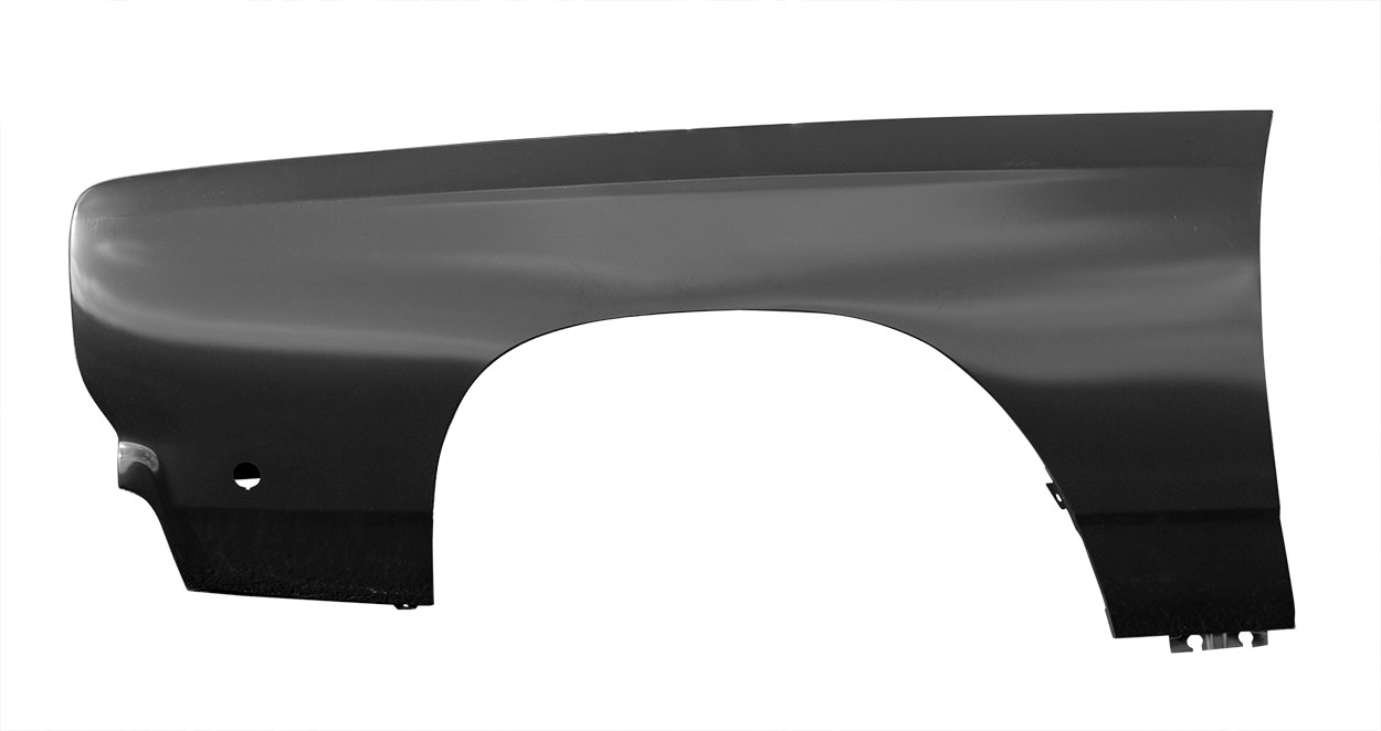 Front Fender - LH - 68 Plymouth B-Body