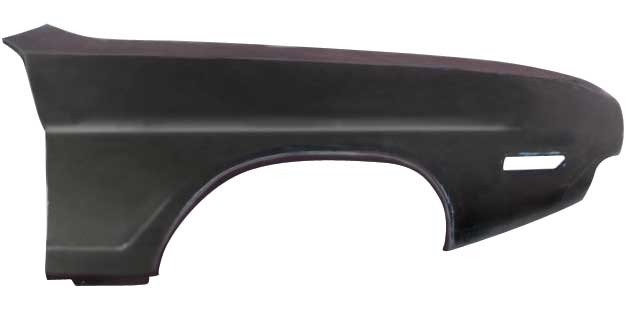 70-71 Dodge Challenger Front Fender Right Hand