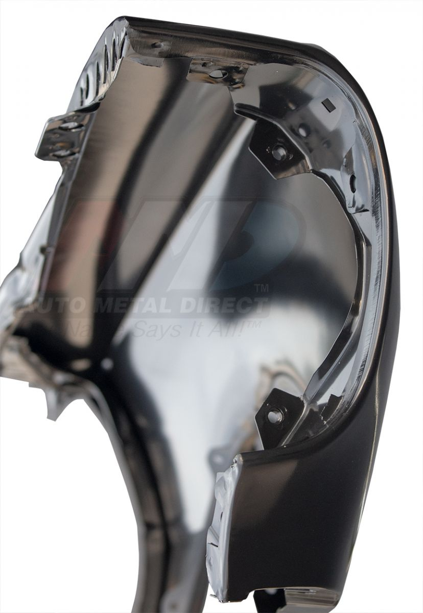 Front Fender with Extension - LH - 67 Camaro (Rally Sport)