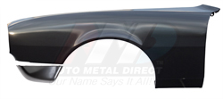 Front Fender with Extension - LH - 67 Camaro (Standard)