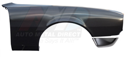 Front Fender with Extension - RH - 67 Camaro (Standard)