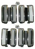 Fender Louver Set - 71 Barracuda