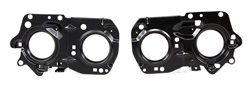 Headlight Bracket Set - 71 Barracuda