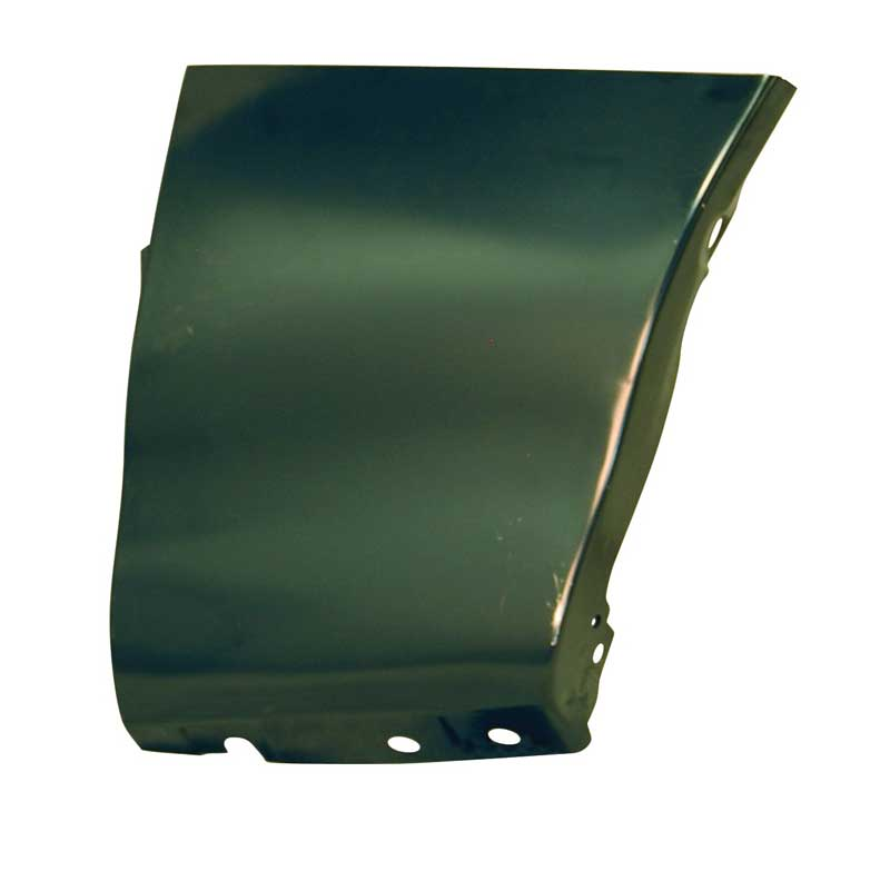 Lower Rear Fender Patch - RH - 70-72 Chevelle (Except Wagon)