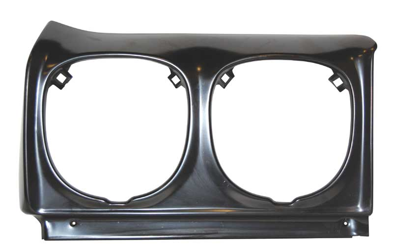 Fender Extension / Headlight Surround - RH - 70 Chevelle
