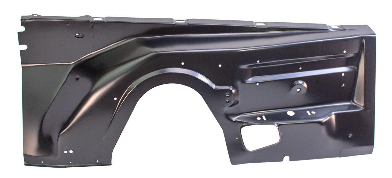 70-71 E-body Front Inner Fender Left Hand