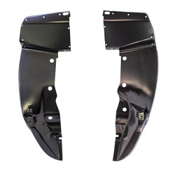 Fender Splash Shields - Pair - 68-70 Dodge B-Body