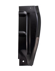 Fender Splash Shield - Lower Rear - LH - 66-67 Fairlane