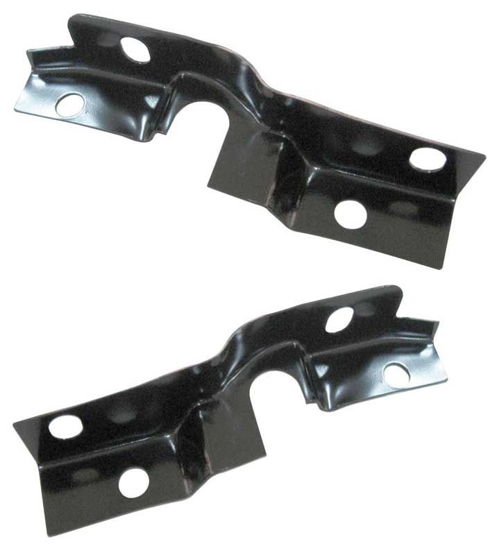 Inner Fender to Radiator Support Brackets (2pcs) - 70 Chevelle El Camino