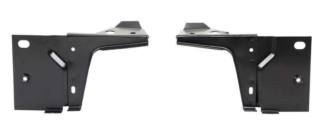 66-70 B-body Inner Fender/cowl Bracket Upper Pair