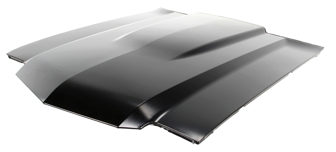 Hood - SS Domed - 71-72 Chevelle El Camino