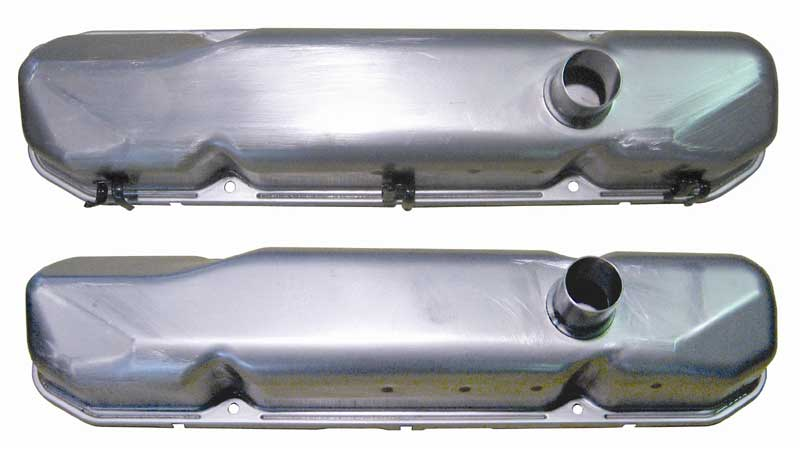64-65 Mopar Valve Cover BB PR VALVE COVERS ONLY