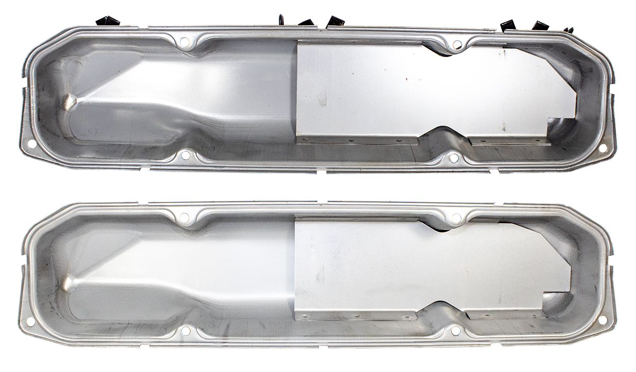 Valve Covers - Pair - 69 Mopar Big Block 383/440HP/440+6