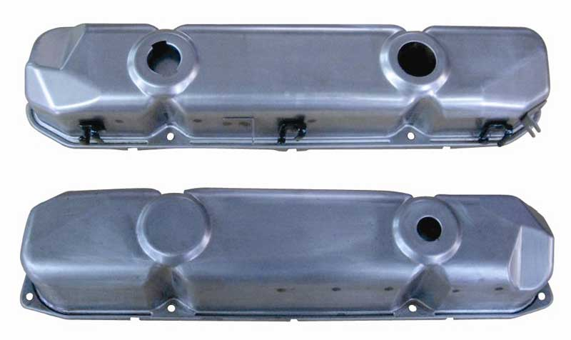 71 Mopar Valve Cover BB PR VALVE COVERS ONLY