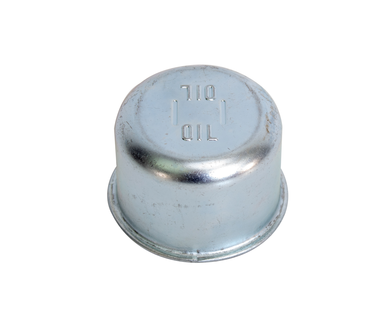 64-67 Mopar Small Oil Filler Breather Cap (Unpainted)